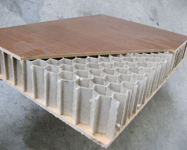 Adhesive for paper honeycomb